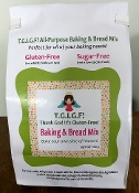 2-Pack T.G.I.G.F! All-Purpose Baking & Bread Mix *SAVE*